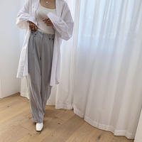 double belt loop slacks (2color) [BT20SS303]
