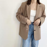 hall stitch jacket(2color) [OU20SS296]