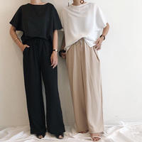 relax wide pants (3color)