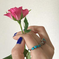 SIilver  Turquoise Ring