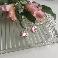 Pink Silver Pierce