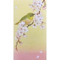 村田葵【02】:桜に目白