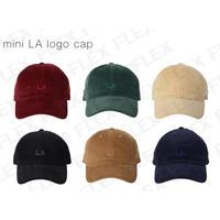 LA mini logo CAP