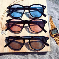 【3color】slim wellington sunglasses