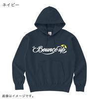 BOUNCE UP Beachロゴパーカー