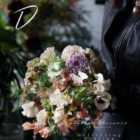 TUTU bouquet 【 D 】nostalgic white 系