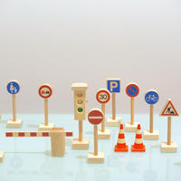 Beck/ベック社 人気の道路標識セット