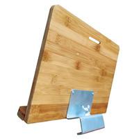 落下防止機能付きタブレット台[たてるくん2号]クランプ式