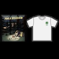 バンドルセット(CD + オリジナルTシャツ アッシュ)