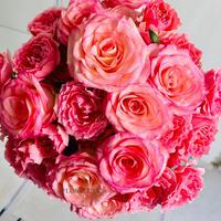 Pinnk Rose Bouquet