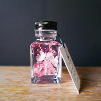 【受注制作】ピンクのハーバリウム smallサイズ