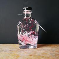 【受注制作】ピンクのハーバリウム