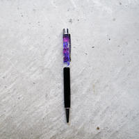 ハーバリウムペン  紫