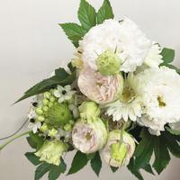 【店頭受け取り】bouquet / S  お供え
