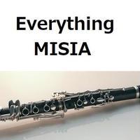 【クラリネット楽譜】Everything(MISIA)(クラリネット・ピアノ伴奏)