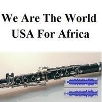 【伴奏音源・参考音源】We Are The World [USA For Africa] (クラリネット・ピアノ伴奏)