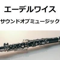 【クラリネット楽譜】エーデルワイス「サウンドオブミュージック」(クラリネット・ピアノ伴奏)