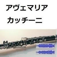 【伴奏音源・参考音源】アヴェマリア(カッチーニ)[caccini ave maria](クラリネット・ピアノ伴奏)