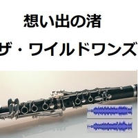 【伴奏音源・参考音源】想い出の渚(ザ・ワイルドワンズ)(クラリネット・ピアノ伴奏)