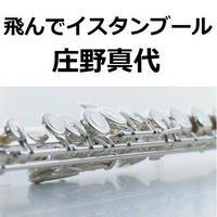 【フルート楽譜】飛んでイスタンブール(庄野真代)(フルートピアノ伴奏)