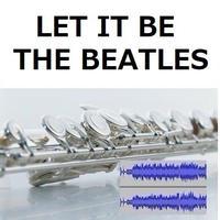 【伴奏音源・参考音源】LET IT BE(THE BEATLES)(フルートピアノ伴奏)