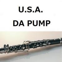 【クラリネット楽譜】U.S.A.(DA PUMP)(クラリネット・ピアノ伴奏)