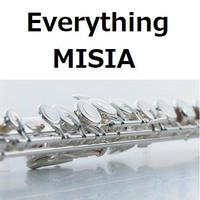 【フルート楽譜】Everything(MISIA)(フルートピアノ伴奏)