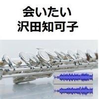 【伴奏音源・参考音源】会いたい(沢田知可子)(フルートピアノ伴奏)