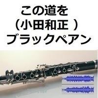 【伴奏音源・参考音源】この道を(小田和正 )「ブラックペアン」(クラリネット・ピアノ伴奏)