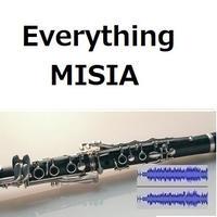 【伴奏音源・参考音源】Everything(MISIA)(クラリネット・ピアノ伴奏)