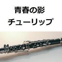 【クラリネット楽譜】青春の影(チューリップ)(クラリネット・ピアノ伴奏)