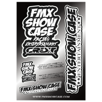 FMXSHOWCASE STIKER PAC
