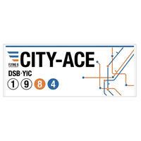 CITY-ACE  TOWEL