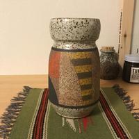 キャットアンドロジャー ラージ フラワーベース④ Kat & Roger  花瓶