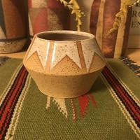 bkb ceramics Geometric planter ◆7◆bkbセラミックス 幾何学模様 鉢 プランター