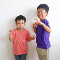 Champion kid's POCKET S/S TEE