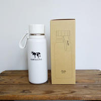 COW BOOKS Stainless Bottle New