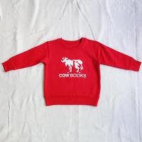 COW BOOKS KIDS Sweatshirts