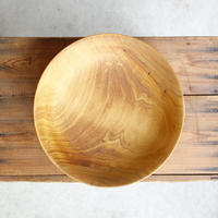 野澤 裕樹 ポプラ漆染め浅鉢