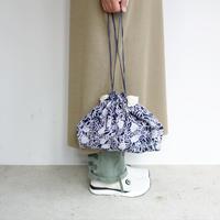 Suno&Morrison OX Printed Drawstring Bag