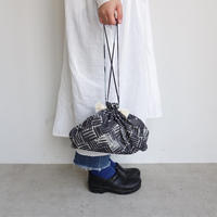 Suno&Morrison  Cotton Silk Drawstring Bag