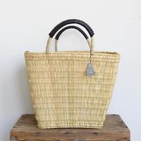 warang wayan  straw basket 台形 L