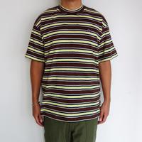 THE NERDYS SA embroiderry Border T-shirt