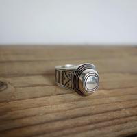 Touareg Silver ring 14