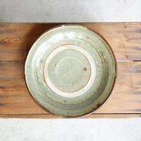 中ノ畑窯 8寸リム皿