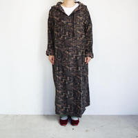 South2 West8 Mexican Parka Dress - India Dobby