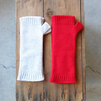 WILLIAM BRUNTON Plain Wristwarmers
