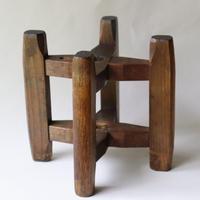 四つ枠糸巻き 001/Four-Framed Sewing Spindle  001
