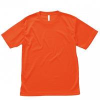 【Natural Smile】LIGHT DRY T-SHIRT(Orange)/ライトドライ Tシャツ(オレンジ)