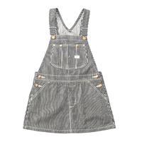 【Lee Kids】OVERALL SKIRT(HICKORY)/オーバーオールスカート(ヒッコリー)110〜120size
